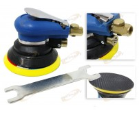 "9000RPM 1/4NPT 5"" Palm Air Sander Random Orbital D A Sander Tools"
